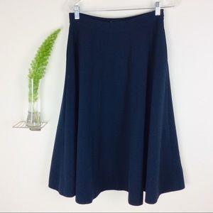 Anthropologie Cartonnier Gorgeous A-Line Skirt (8)